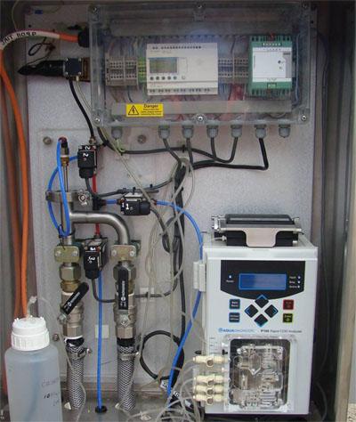 上海恒奇仪器 产品简介:技术参数:工作原理:p100实验室型cod分析仪的